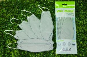 Khẩu Trang Hàn Quốc Win Mask ( Màu xám - dạng túi)